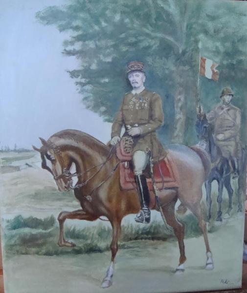 Robert Didio (1880 - 1955) Général de Brigade