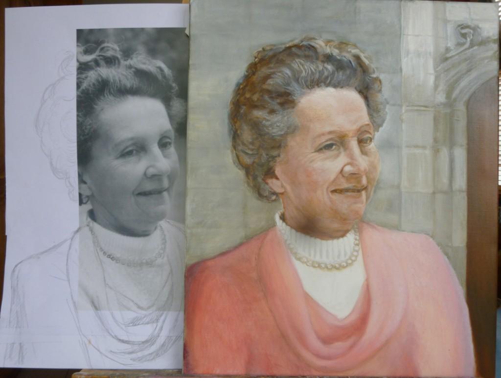 Elisabeth de Cacqueray - dite Pépée (1908-2003)